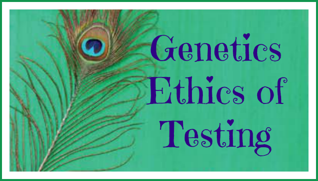 an analysis of ethical considerations of genetic testing Read chapter 8 social, legal, and ethical implications of genetic testing: raising hopes for disease treatment and prevention, but also the specter of dis.