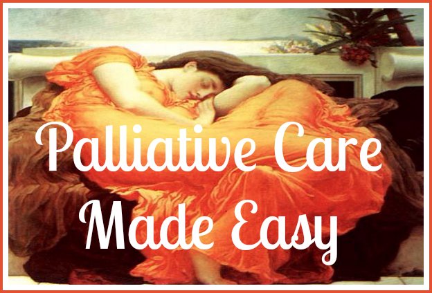 Palliative Care Made Easy